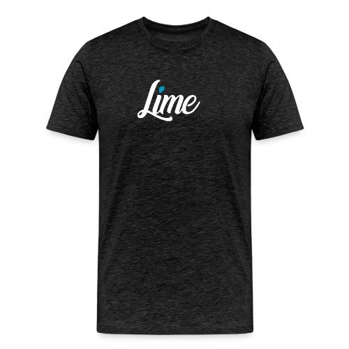 lime - Männer Premium T-Shirt