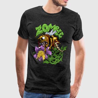 Zombee - Men's Premium T-Shirt