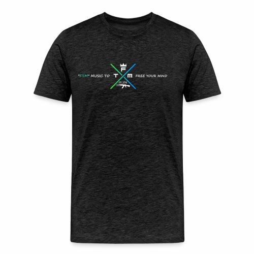 Music To Free Your Mind - Männer Premium T-Shirt