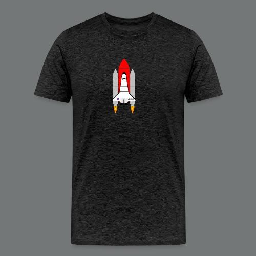 Navette spatiale - T-shirt Premium Homme