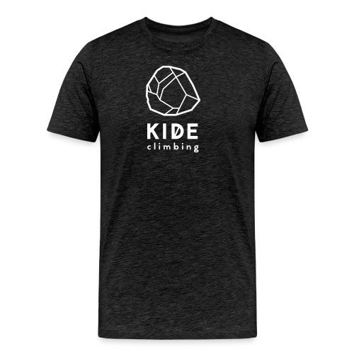 kide logo - Miesten premium t-paita