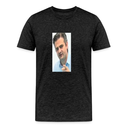 KOESOE - Mannen Premium T-shirt