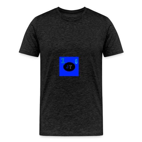 JakeyTruck16 special logo - Men's Premium T-Shirt