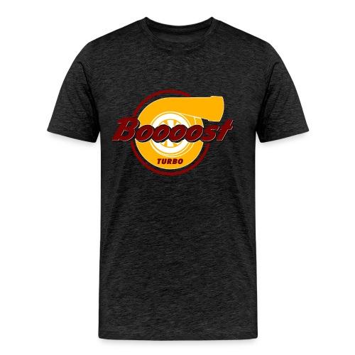 Turbo Boost - Männer Premium T-Shirt