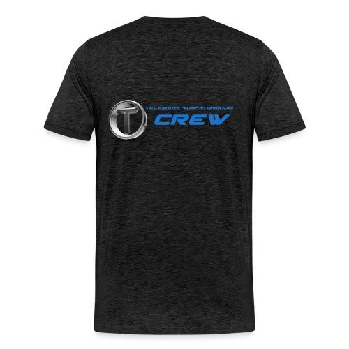 TRU CREW - Premium T-skjorte for menn