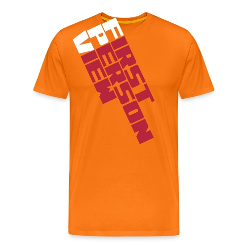 First Person View - Men's Premium T-Shirt