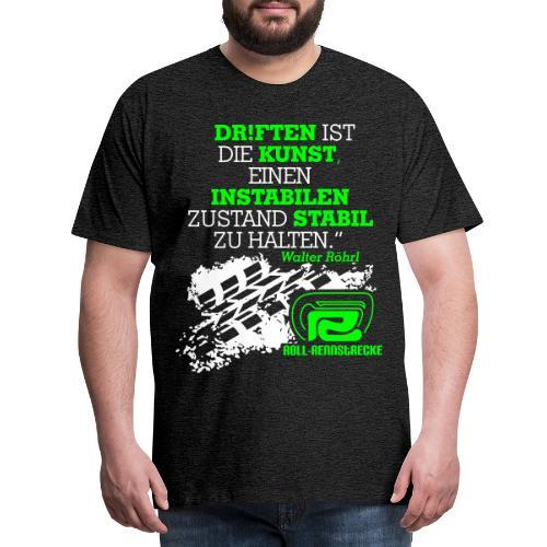 DR!FT KUNST - Männer Premium T-Shirt