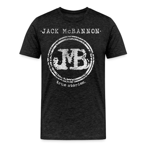 Jack McBannon - JMB True Stories - Männer Premium T-Shirt