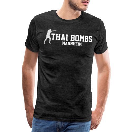 logo frei gross - Männer Premium T-Shirt