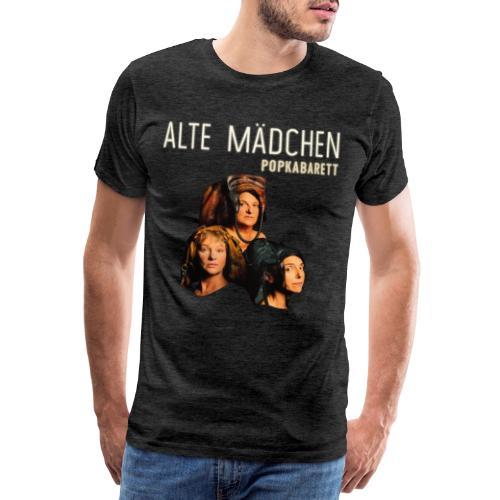Alte Mädchen - Männer Premium T-Shirt