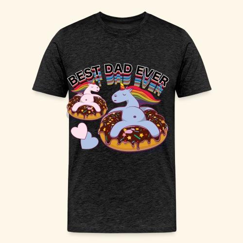 Vatertagsgeschenk lustig - Männer Premium T-Shirt