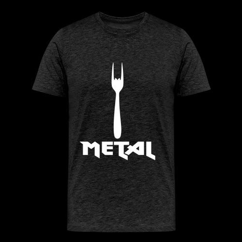 Metal - Männer Premium T-Shirt