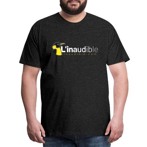 linaudible2020blanc - T-shirt Premium Homme
