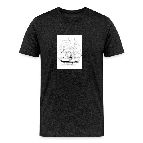 I am sailing - Männer Premium T-Shirt