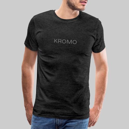 KROMO - Maglietta Premium da uomo
