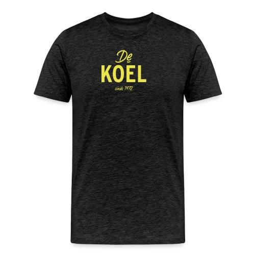 De Koel - Mannen Premium T-shirt