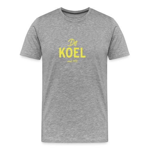 De Koel - Männer Premium T-Shirt