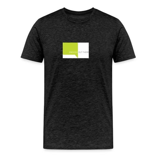 english rgb logo m jpg - Men's Premium T-Shirt