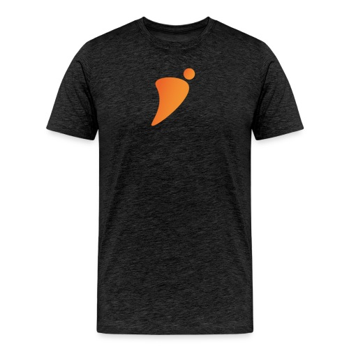 Flyingman Highres - Premium-T-shirt herr