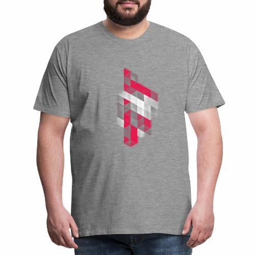 HAPPY SQUARES RELOAD - T-shirt Premium Homme