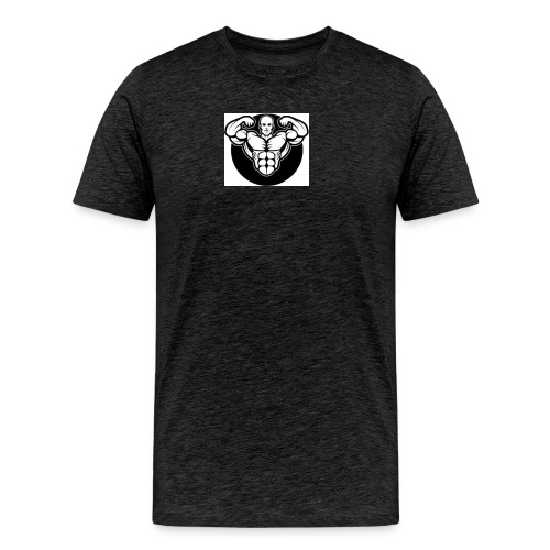 4 - Camiseta premium hombre