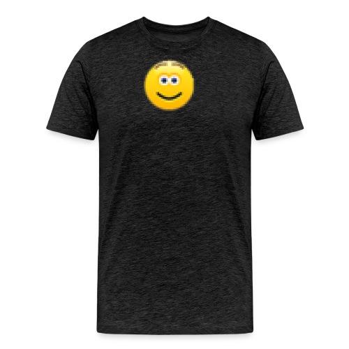 smile png - Men's Premium T-Shirt