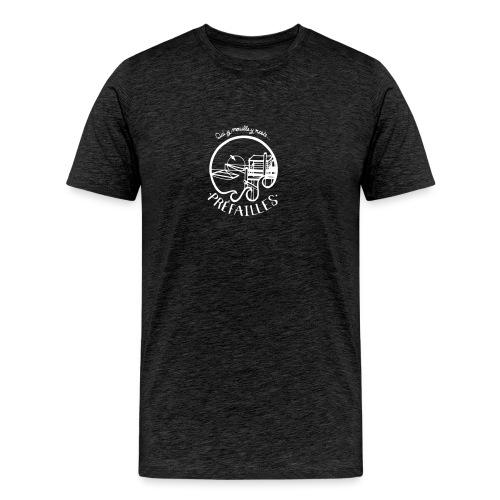 Les pêcheries de Prefailles - T-shirt Premium Homme
