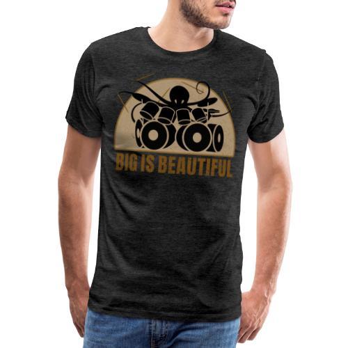 Schlagzeug - Männer Premium T-Shirt