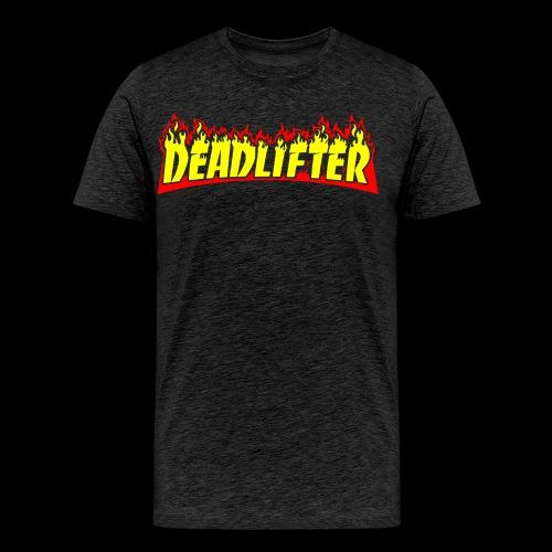 BARBELL SMASHER - Men's Premium T-Shirt
