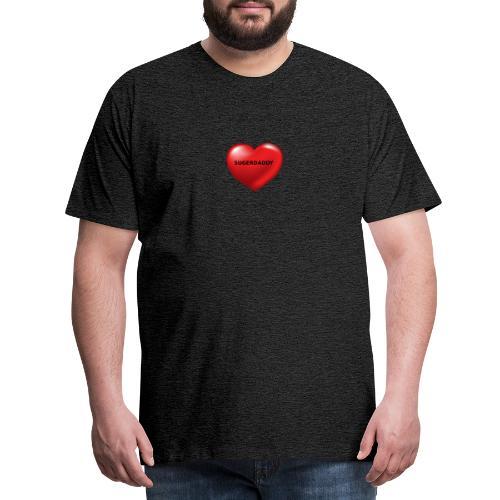 Sugerdaddy - Herre premium T-shirt