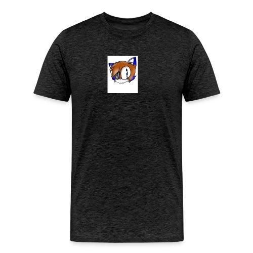 SonicG4mer Kopf png - Männer Premium T-Shirt