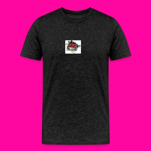 Rap-Music - Koszulka męska Premium