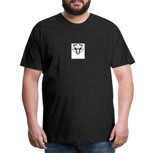 Tigeren fra junglen - Herre premium T-shirt