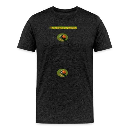 la scienza di giacomo logo maglietta PNG - Maglietta Premium da uomo
