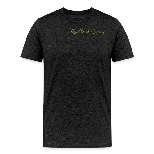 HBG Cool Handwriting - Men's Premium T-Shirt