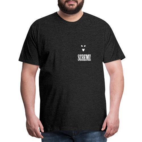 Scremz clan logo - Männer Premium T-Shirt