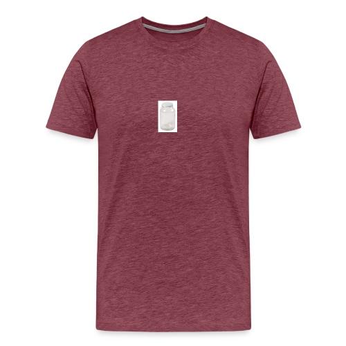 PLEASE FILL UP MY EMPTY JAR - Men's Premium T-Shirt