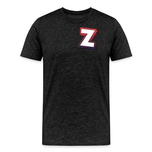 Team-ZeeYz logo - Premium T-skjorte for menn