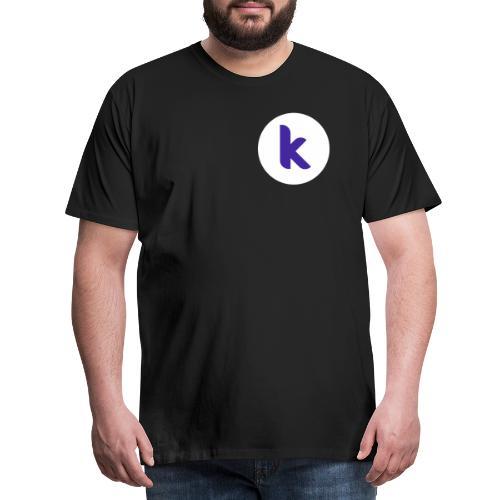 Classic Rounded Inverted - Men's Premium T-Shirt