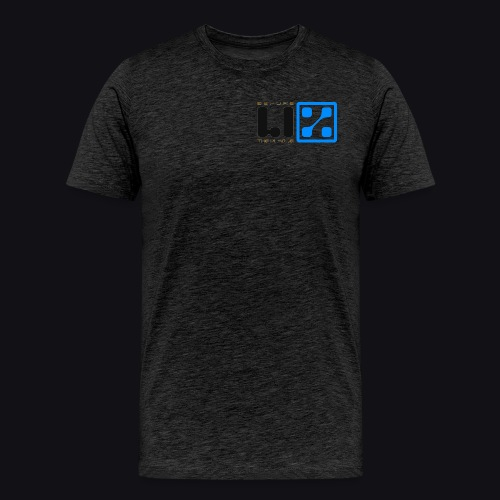 LIZ Before the Plague (Logo) - Maglietta Premium da uomo