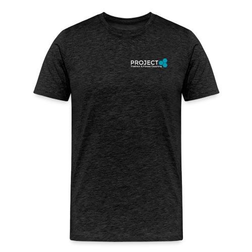 PROJECT whitetxt - Men's Premium T-Shirt