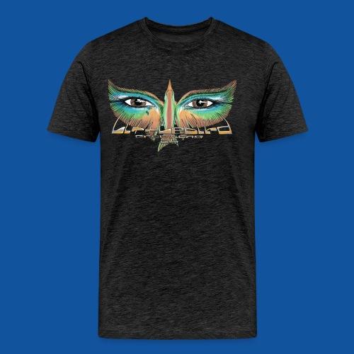 Littlebird Augen Vogel - Männer Premium T-Shirt