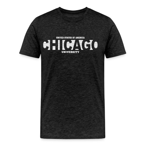 Chicago - T-shirt Premium Homme