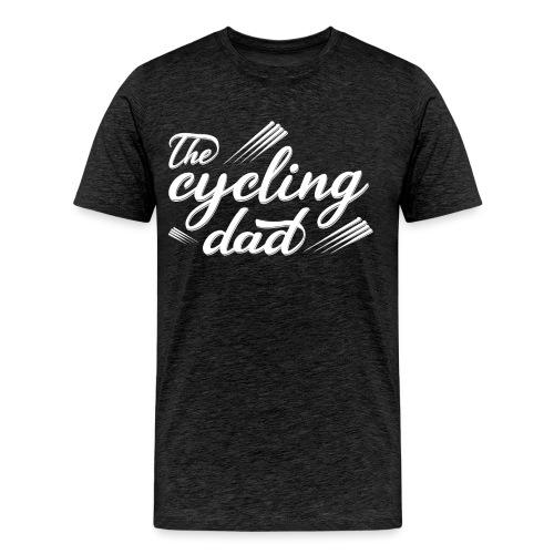 cycling dad - Männer Premium T-Shirt