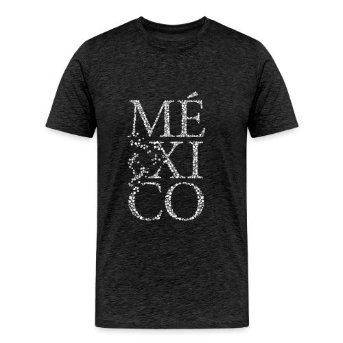 México (weiß) - Männer Premium T-Shirt
