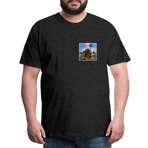 EDDY on the Road - Männer Premium T-Shirt