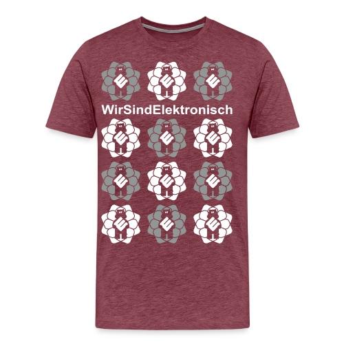 wseSpringShirt - Männer Premium T-Shirt