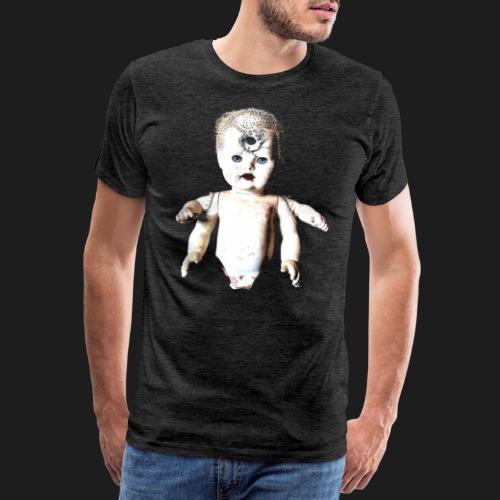 creepy puppet - Männer Premium T-Shirt