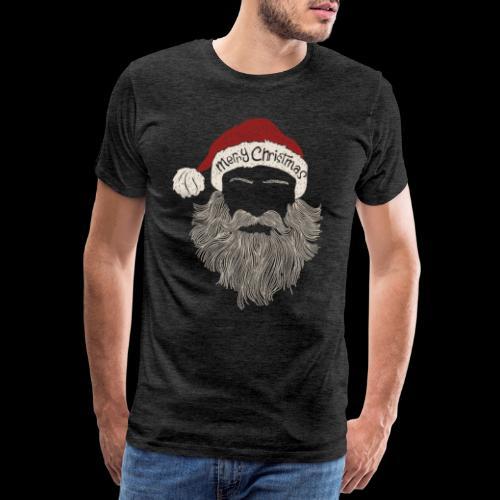 Christmas Santa - Männer Premium T-Shirt