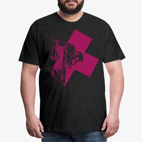 Climbing away - Men's Premium T-Shirt